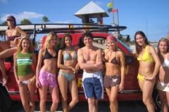 foto con le ragazze